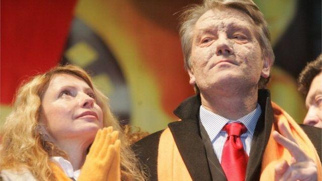 Ющенко, Тимошенко