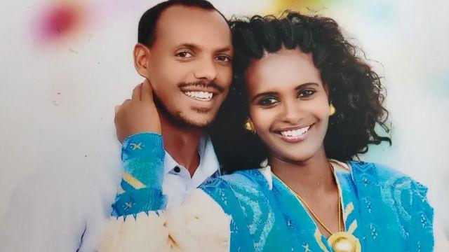 Atsede et son mari ont commencé à vivre ensemble en 2012