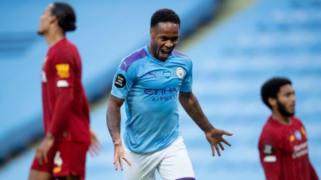 Sterling hoping Man City can reach two finals to finish season