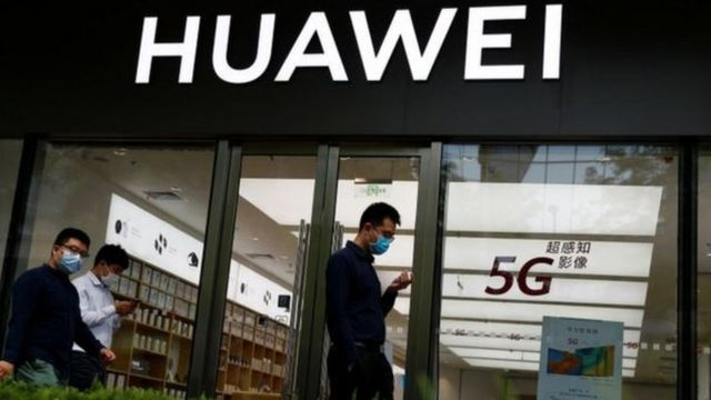 Huawei cho biết họ tuyển dụng khoảng 1.600 người ở Anh