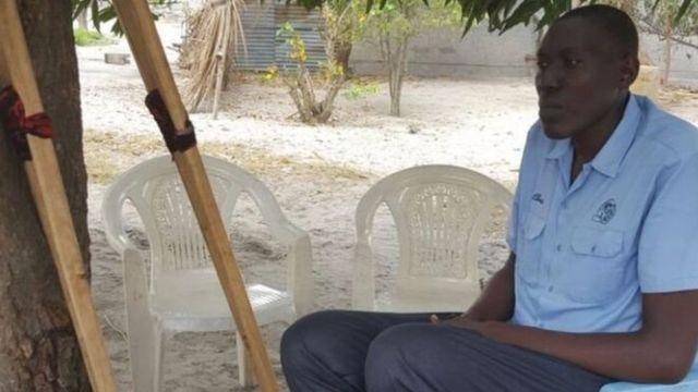 Baraka Elias Mashauri afise uburebure bw'imetero 2.4