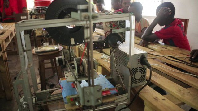 3D printing could lead industrial revolution in Togo