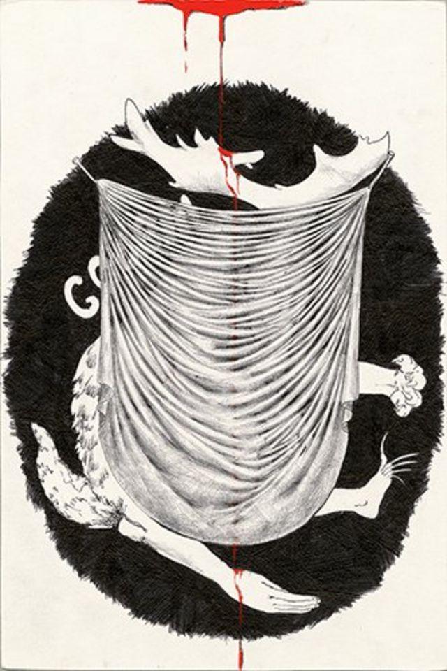 """Дмитрий Александрович Пригов. """"Голем"""". 1984"""