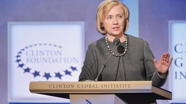 La campaña de Hillary Clinton siempre se defendió de las acusaciones.