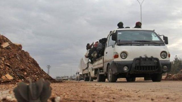 Yarjejeniyar tsagaita wuta ta rushe a Aleppo