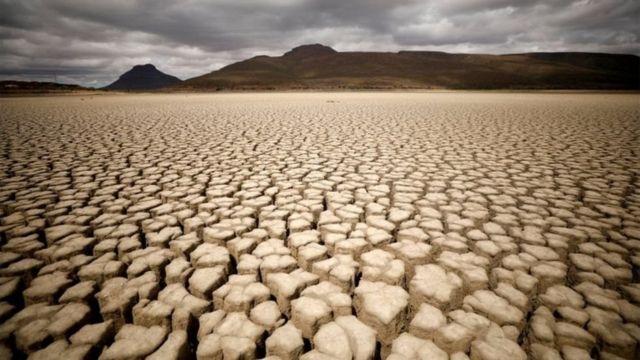آثار الاحتباس الحراري