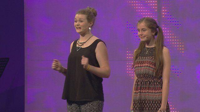 Cymdeithas Eisteddfodau Cymru Ymgom 12-16 oed i 2 neu fwy mewn nifer (175)