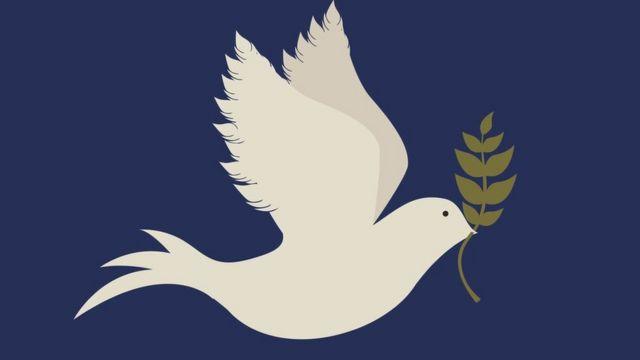 शांतिदूत कबूतर