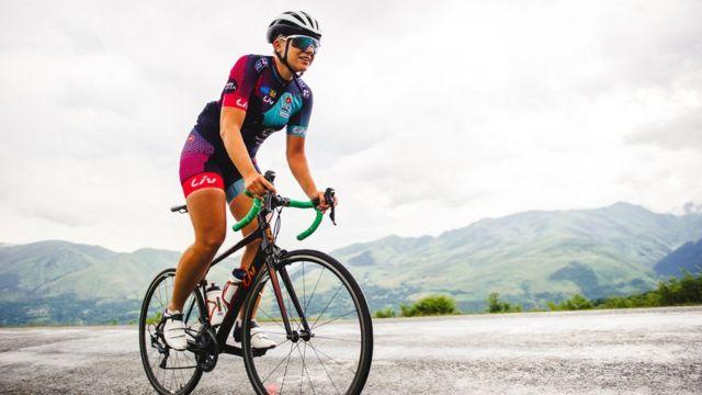 Тетяна Калачова, українська велосипедистка