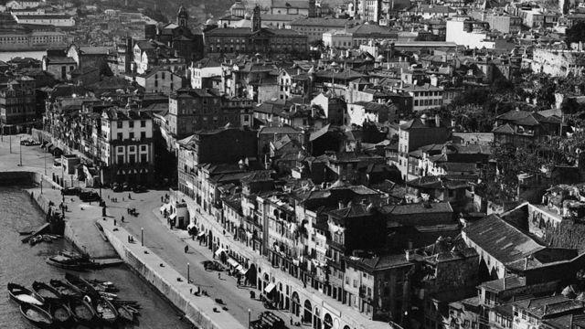 Imagen de Oporto.