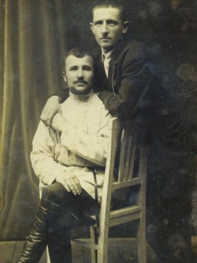 """Представители """"простых"""", петроградского гей-сообщества"""