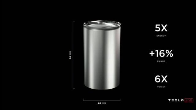 تسعى تيسلا إلى تطوير بطاريات ليثيوم أكثر فاعلية وأقل تكلفة