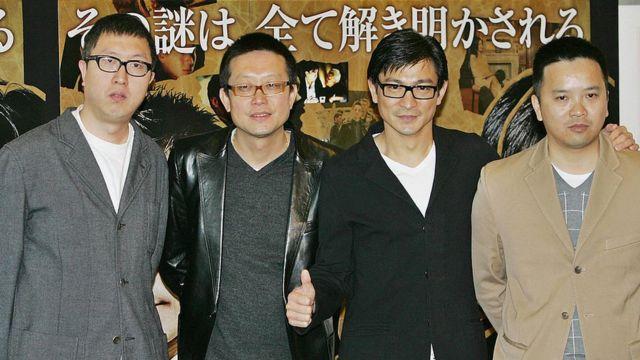 《無間道III》日本宣傳