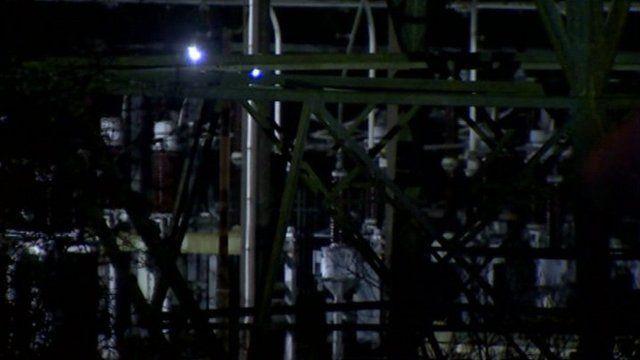 Power fault west Belfast