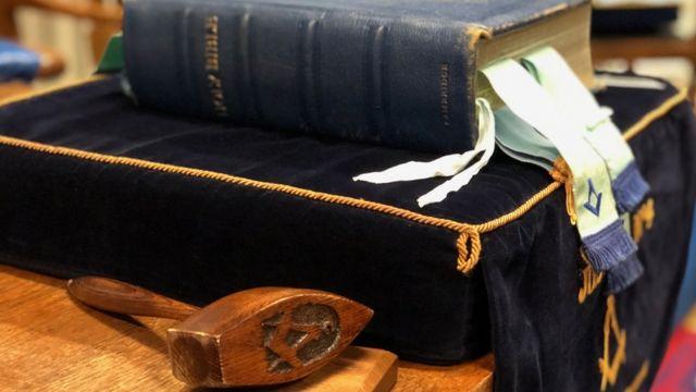Masonska obeležja i predmeti koji se koriste
