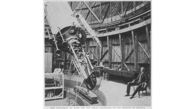 • در جستوجوی علائم حیات در مریخ، پرسیوال لوول رصدخانه خود را در شهر فلگستف آریزونا به پا کرد. رصدخانهای که در نهایت موفق به کشف پلوتون شد