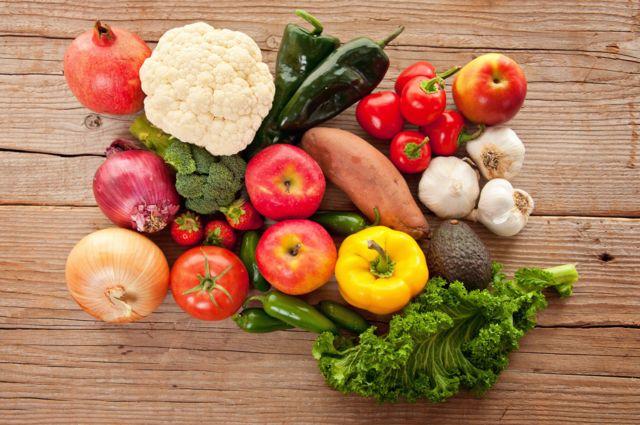 انواع میوه و سبزی
