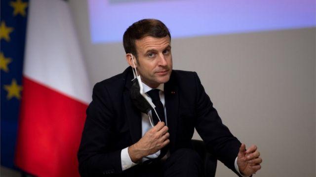 El ritmo de vacunación en Francia ha subido desde que Macron mostró su disgusto.
