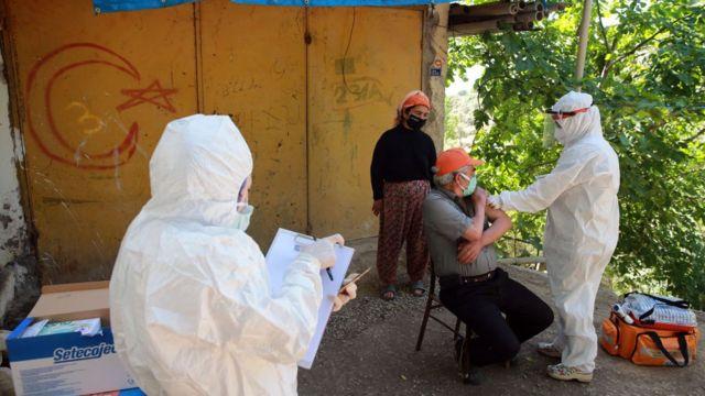 aşı ekipleri