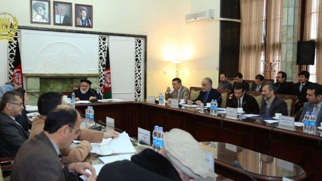 کمیته قوانین کابینه افغانستان