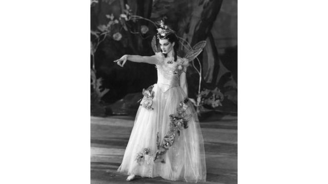 Vivien Leigh como Titania