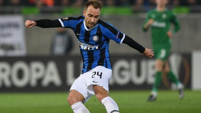 Eriksen na Inter