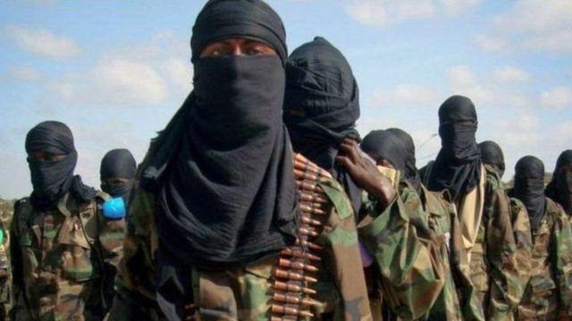Qaar ka mid ah xubnaha Al-Shabaab
