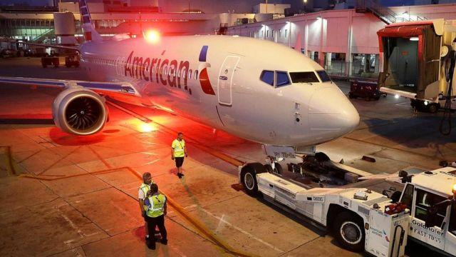 Компания American Airlines недавно потратила 25 млрд долларов на обновление парка своих самолетов
