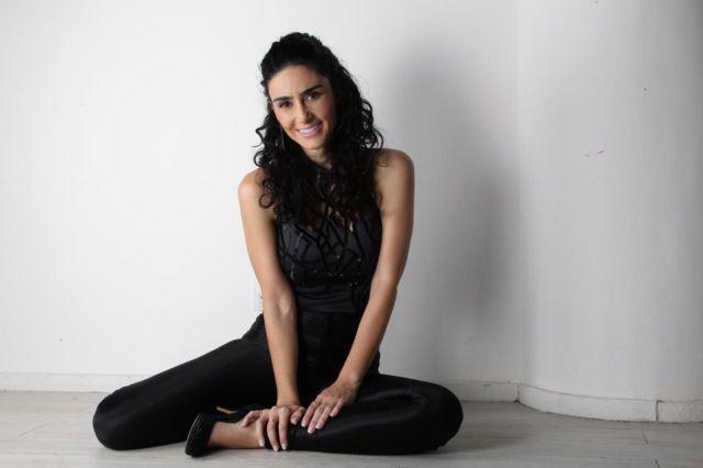 Cristiane Machado, atriz brasileira