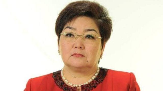 Надира Нарматова Жогорку Кеңештин V чакырылышынын депутаты