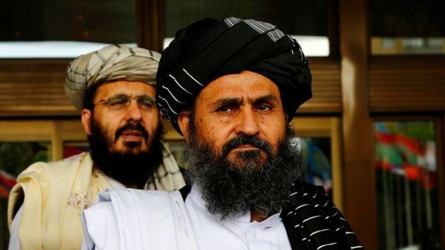 Taliban spokesman Mulah Abdul Ghani Baradar has three wives