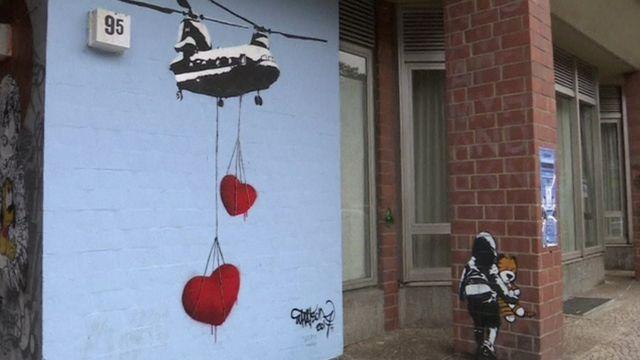 Графіті у Берліні (вересень 2017)