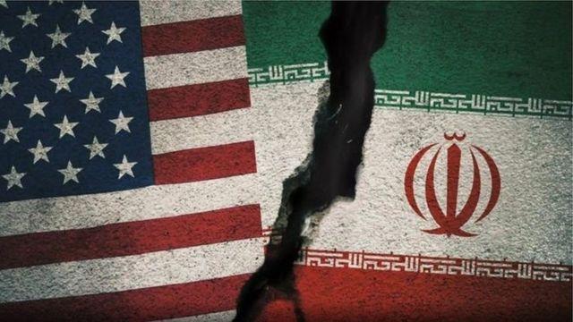 علمي إيران والولايات المتحدة