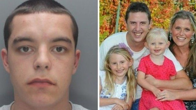 Clayton Williams (left) has been found guilty of the manslaughter of PC Dave Phillips