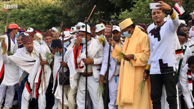 Kabaja Irreecha 2020 Hore Har-Sadeetti suuraadhaan