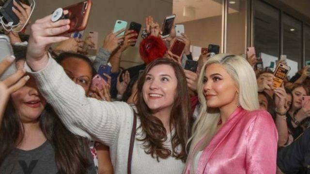 Forbes named Kylie Jenner the world's youngest self-made billionaire earlier this year