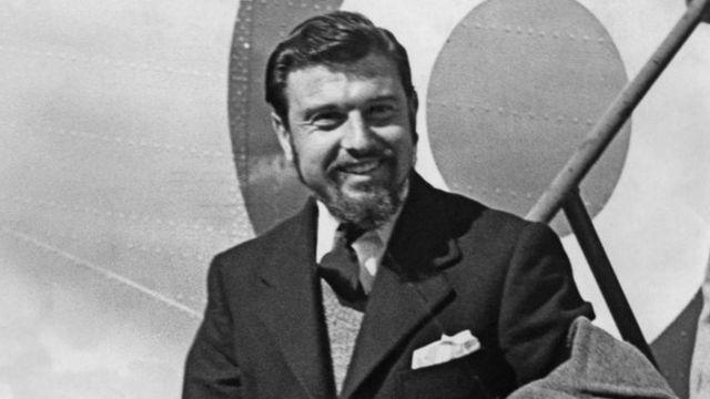 George Blake.