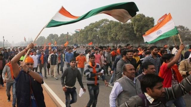 Why an Indian student has been arrested for sedition