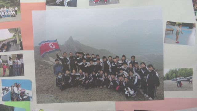 Foto del viaje de estudios de los alumnos a Corea del Norte. (Foto: Francisco Jiménez de la Fuente)