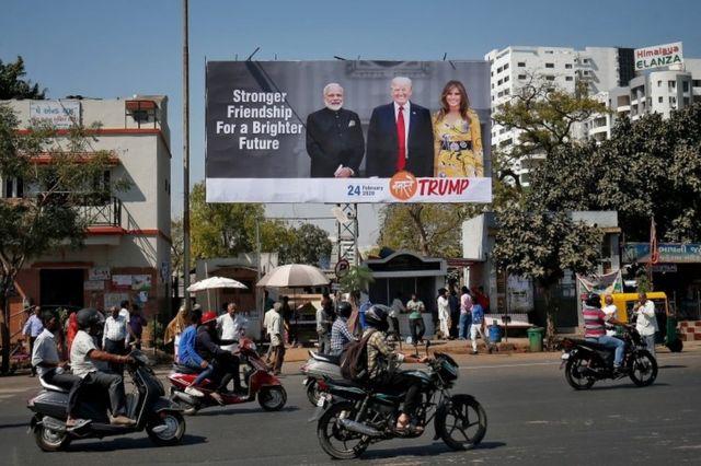 अमरीका, भारत, ट्रंप, मोदी