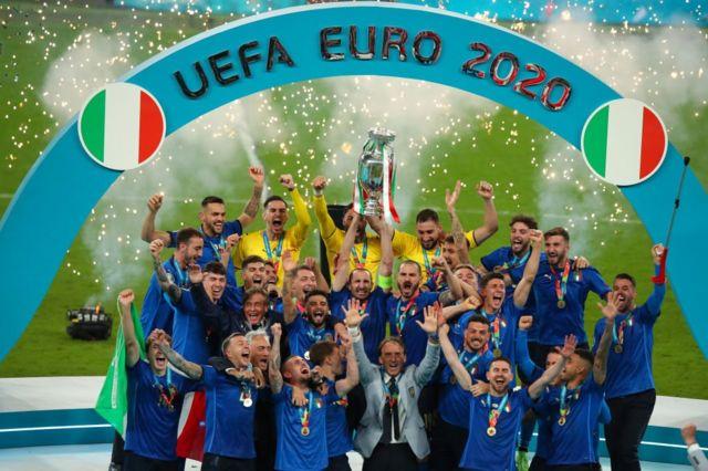Команда Італії
