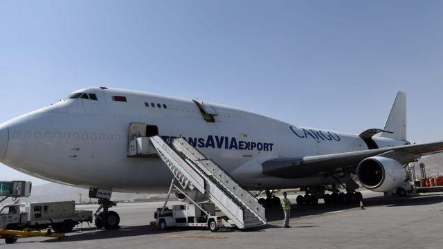 भारत काबुल एयर कॉरिडोर