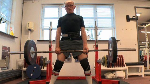 Svend Stensgaard powerlifting