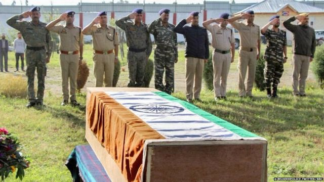 कश्मीर, चरमपंथी, कश्मीर पुलिस