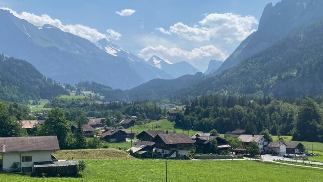 Mitholz View