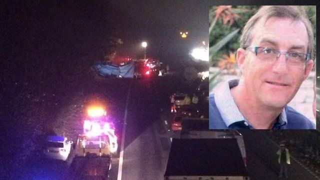 Crash that killed Michael Coleman on the M4 near Coryton, Cardiff in November 2016