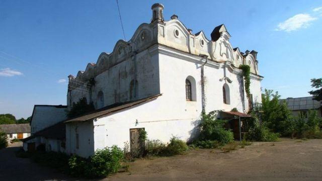 Шаргородська синагога на Вінничині - одна із найкраще збережених старовинних синагог України
