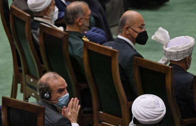 آقای مورا برای شرکت در مراسم تحلیف آقای رئیسی در مرداد ماه به ایران رفته بود