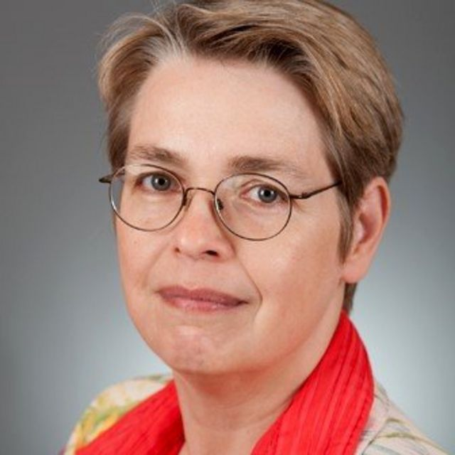 Doktorka Sabine Hildebrant