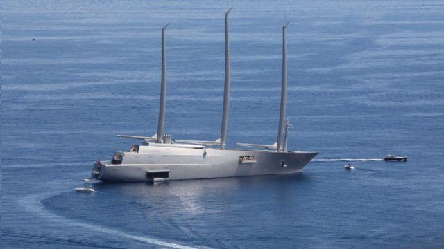 قارب فاخر